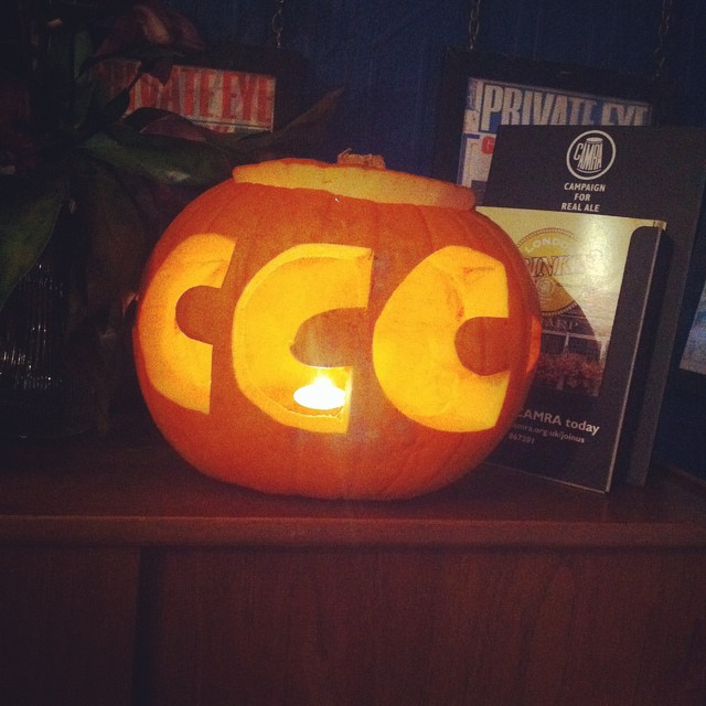 It's Halloween at the CCC! Can't wait to see you all dressed up & looking spooky!